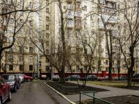 улица Генерала Ермолова, дом 4. многоквартирный дом