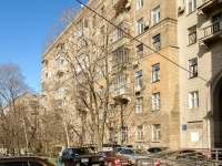 улица Генерала Ермолова, дом 8. многоквартирный дом