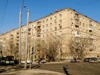улица Генерала Ермолова, дом 10/6. многоквартирный дом