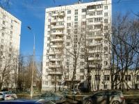 улица Генерала Ермолова, дом 12. многоквартирный дом