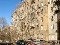 улица Дениса Давыдова, дом 7. многоквартирный дом