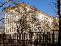 Дорогомилово, улица Дениса Давыдова, дом 5. школа №1726
