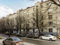 Дорогомилово, улица Дунаевского, дом 4. многоквартирный дом