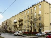 Дорогомилово, улица Дунаевского, дом 8 к.1. многоквартирный дом