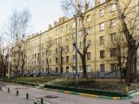 Дорогомилово, улица Дунаевского, дом 8 к.2. многоквартирный дом