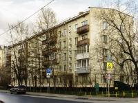 Дорогомилово, улица Студенческая, дом 21. многоквартирный дом