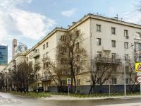 Дорогомилово, улица Студенческая, дом 26. многоквартирный дом
