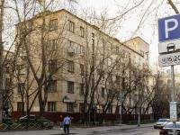 Дорогомилово, улица Студенческая, дом 28 к.1. многоквартирный дом