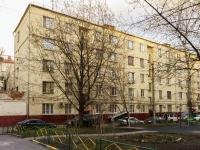 Дорогомилово, улица Студенческая, дом 28 к.2. многоквартирный дом