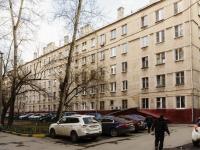 Дорогомилово, улица Студенческая, дом 28 к.3. многоквартирный дом