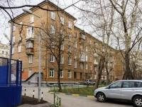 Дорогомилово, улица Студенческая, дом 30 к.2. многоквартирный дом