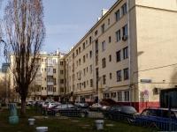 Дорогомилово, улица Студенческая, дом 19 к.1. многоквартирный дом