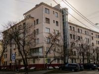Дорогомилово, улица Студенческая, дом 19 к.2. многоквартирный дом