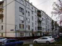Дорогомилово, улица Студенческая, дом 19 к.4. многоквартирный дом