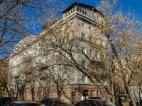 Дорогомилово, проезд Кутузовский, дом 6. многоквартирный дом