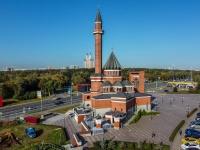 Дорогомилово, улица Минская, дом 2Б. мечеть Мемориальная мечеть на Поклонной горе