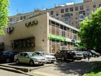 Дорогомилово, улица Можайский Вал, дом 3. банк