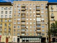 Дорогомилово, улица Можайский Вал, дом 4. многоквартирный дом