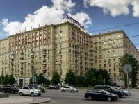 Дорогомилово, Кутузовский проспект, дом 4/2. многоквартирный дом