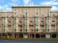 Дорогомилово, Кутузовский проспект, дом 18. многоквартирный дом