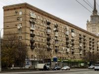 Дорогомилово, Кутузовский проспект, дом 8. многоквартирный дом