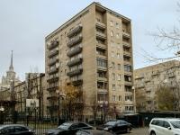 Дорогомилово, Кутузовский проспект, дом 9 к.2А. многоквартирный дом