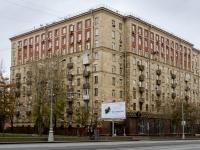 Дорогомилово, Кутузовский проспект, дом 10. многоквартирный дом