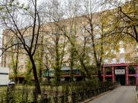 Дорогомилово, Кутузовский проспект, дом 12. неиспользуемое здание