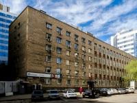 Дорогомилово, улица Брянская, дом 3. офисное здание