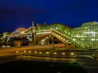 площадь Европы. мост Богдана Хмельницкого