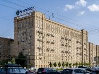 Дорогомилово, площадь Победы, дом 1А. многоквартирный дом