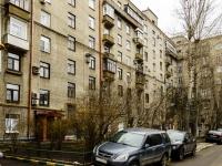 Дорогомилово, площадь Победы, дом 1Д. многоквартирный дом