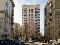 Дорогомилово, площадь Победы, дом 2 к.3. многоквартирный дом