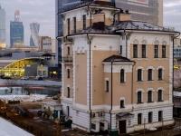 Дорогомилово, улица Потылиха, дом 1. офисное здание