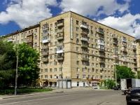Дорогомилово, улица Раевского, дом 3. многоквартирный дом