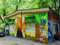 Дорогомилово, улица Раевского, дом 3 с.2. хозяйственный корпус