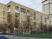 Дорогомилово, Дохтуровский переулок, дом 8. многоквартирный дом