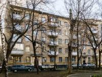 Дорогомилово, Дохтуровский переулок, дом 4. многоквартирный дом