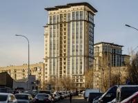 Дорогомилово, Дохтуровский переулок, дом 6. многоквартирный дом