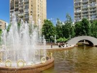 "Украинский бульвар. фонтан ""Стол"""