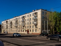 Кунцево, улица Боженко, дом 9. многоквартирный дом