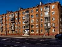 Кунцево, улица Боженко, дом 11 к.1. многоквартирный дом
