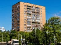 Кунцево, улица Молодогвардейская, дом 50. многоквартирный дом