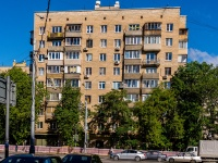 Кунцево, улица Ярцевская, дом 3. многоквартирный дом