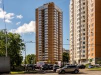 Кунцево, улица Ярцевская, дом 16. многоквартирный дом