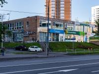 Кунцево, улица Ярцевская, дом 22 с.1. офисное здание