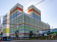 Кунцево, улица Ярцевская, дом 24 к.1. многоквартирный дом