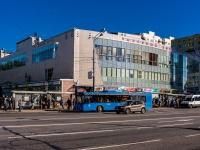 """Кунцево, улица Ярцевская, дом 25А. торговый центр """"Трамплин"""""""