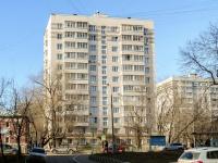 Раменки, проезд 3-й Сетуньский, дом 1. многоквартирный дом