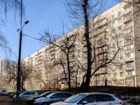 Раменки, проезд 3-й Сетуньский, дом 3. многоквартирный дом